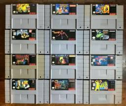 Jogos para Super Nintendo