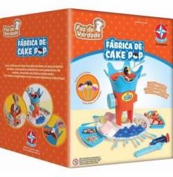 Fábrica de Cake Pop  - Estrela