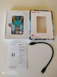Hd SSD Externo portatil 100gb com conecção Type-C to type-C - 100% novo lacrado