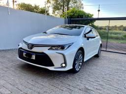 Corolla Xei 2.0 flex 2021 Impecável 5.000km