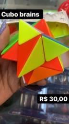Título do anúncio: Brinquedo Cubo Brains