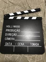 Título do anúncio: Claquete em português