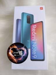 Bom demais! Redmi Note 9 da Xiaomi.. Novo Lacrado com Pronta Entrega imediata