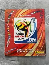 Álbum Completo Copa do Mundo 2010