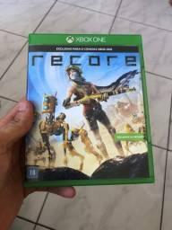 Jogo de tiro pra Xbox one (Recore)