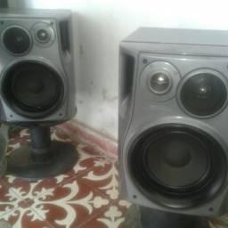 Caixas acustica