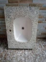Pia Granito Banheiro Novissima