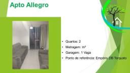 Título do anúncio: Apto Allegro