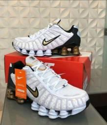 Promoção Tênis Nike Shox refletivel e Nike Air Zoom X ( 160 com entrega)