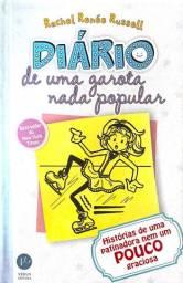 Livro ?O Diário De Uma Garota Nada Popular (4)?