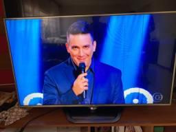 Tv 55 led NAO É SMART. COM DETALHE