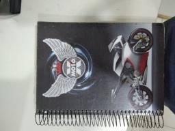 Caderno velho