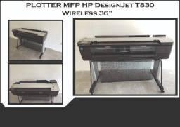 Plotter Mfp Design jet T830