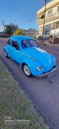 Fusca azul 1600