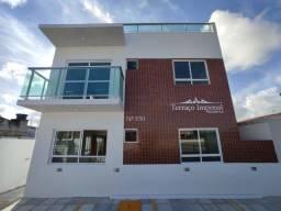 Apartamento térreo com 2 quartos em Mangabeira - 9426