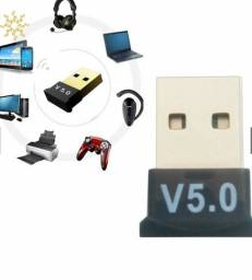 Usb Bluetooth 5.0 Adaptador Dongle Receptor De Áudio Estéreo Sem Fio Para Tv, Pc, Jp1