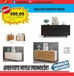 Balcão Buffet Brise