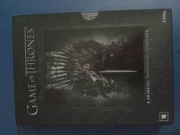 Box Game of trones 1 e 2