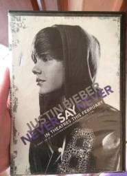 DVD Justin Bieber Never Say Never