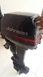 Vendo motor de popa 8 hp johnson