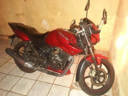 Vendo Moto ano 2010 Dafra 150 Apache 17.000 km - 2010