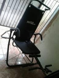 Cadeira de ginastica 3 em 1
