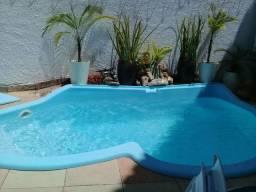 Excelente Casa em Piatã, 5 quartos, 4 banheiros, garagem, piscina