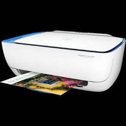 Impressora multifuncional HP Deskjet Ink Advantege 3636