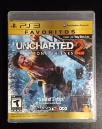Uncharted 2 - Ps3 - Seminovo