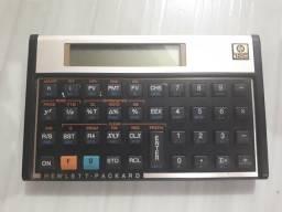 Calculadora HP 12c Gold POUCO USADO