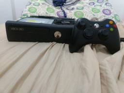 Xbox 360 desbloqueado VENDA/TROCA