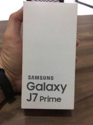 J7 prime dourado zero c NF