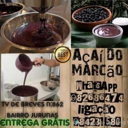 Açaí do Marcão delivery jurunas