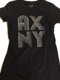 Camiseta Feminina Armani Exchange Original