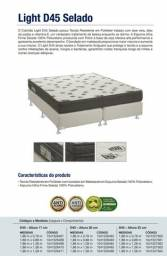 Colchão Ortobom Queen Light D45 Ortopillow