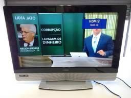 "TV Lcd 32"" Vizio 2Hdmi 4Av 1Vga Função PIP (Importada)"