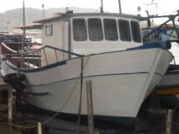 Barco para pesca e turismo - 2012