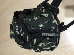 Mochila Tática Swat Resistente Rip Stop Militar