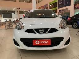 Nissan March 2018 1.0 Completo Km lindaa, 32 mil km, :) Transferencia Gratis - 2018