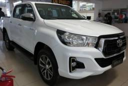 Toyota SRV 4x4 Diesel Aut 19/20 com IPVA 2019 pago 0km - 2019
