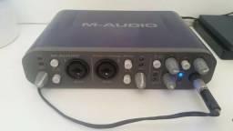 M-audio Fast track pro