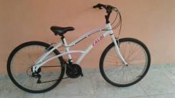 Bicicleta Caloi Fem. ARO 26