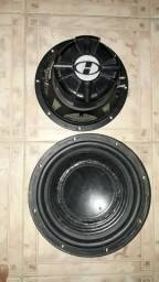 Subwoofer h buster 650 rms cada