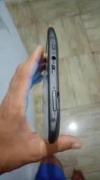 Troco celular lg x cam e um tablete multilaser M7s