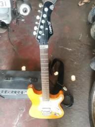 Guitarra mais cubo