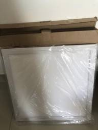 Luminária painel Led de embutir