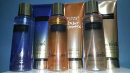 Hidratantes e body splash Victoria's Secret