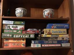 Varios jogo, $80 cada