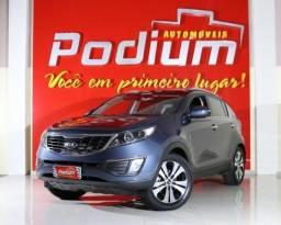 KIA Sportage EX 2.0 Flex Aut. | Teto Solar | Top de Linha! 4P - 2013