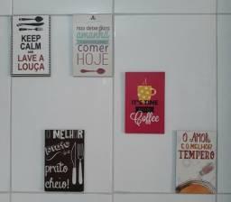 Placas de MDF decorativas para seu Lar.